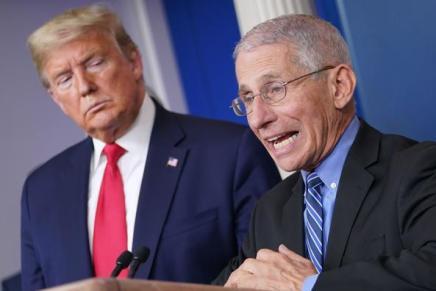 USA: Fauci tesoro nazionale e i deboli attacchi diTrump