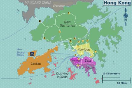 Alle radici della questione di HongKong