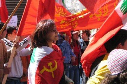 I comunisti libanesi accusano il governo per il disastro diBeirut