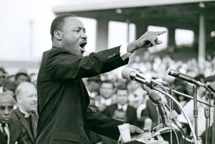 "Martin Luther King Jr.: ""I have a dream"" (28 agosto 1963)"