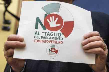 Votiamo NO al referendum costituzionale del 20 settembre2020