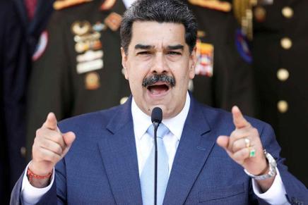 """Venezuela, Nicolás Maduro: """"Gli Stati Uniti e la Colombia tramano perassassinarmi"""""""