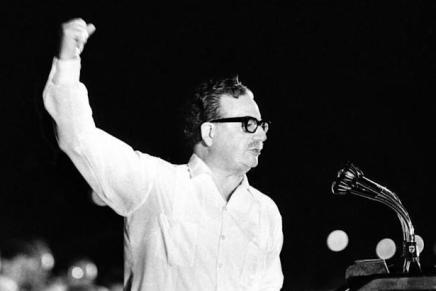 L'ultimo discorso di Salvador Allende (11 settembre1973)
