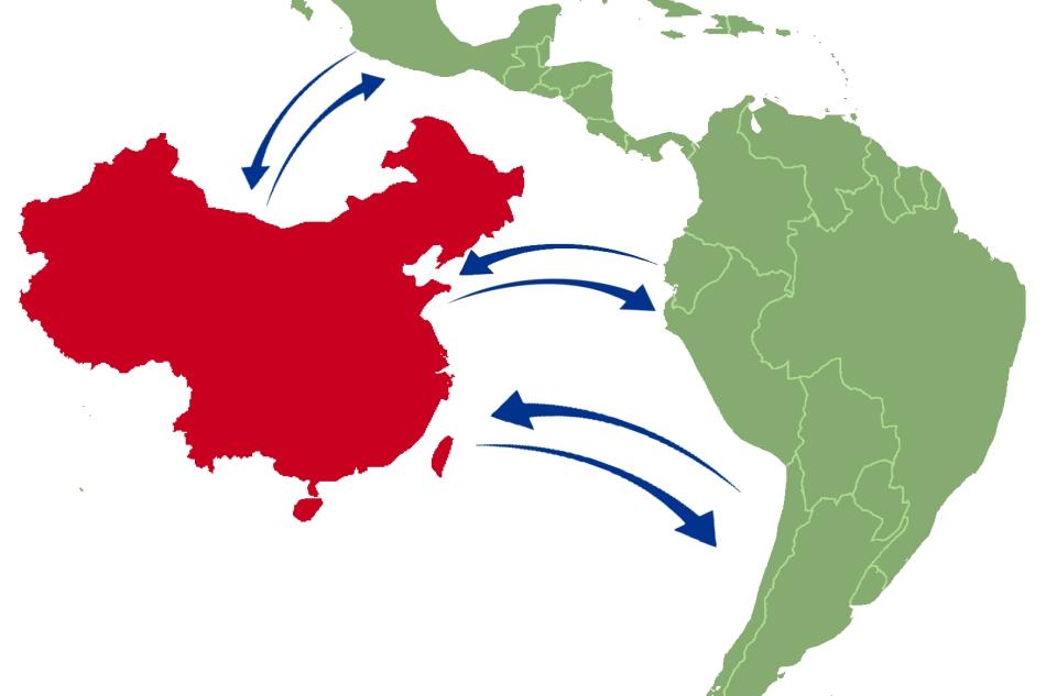 La Cina rafforza i suoi legami con i Paesisudamericani