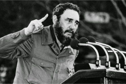 Fidel Castro: il discorso più lungo nella storia dell'ONU (26 settembre1960)