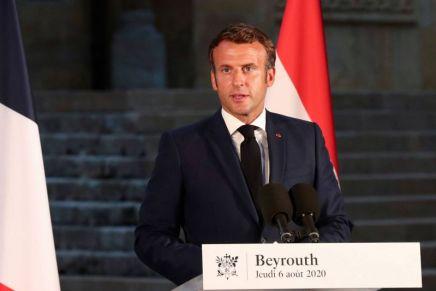 Libano: il nuovo governo e il neocolonialismofrancese