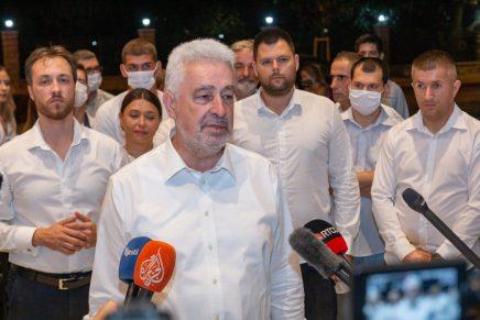 Montenegro: Zdravko Krivokapić guiderà il nuovogoverno