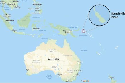 Papua Nuova Guinea: un altro passo verso l'indipendenza diBougainville