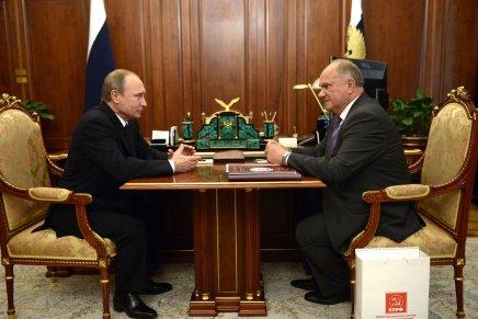 La vera opposizione russa ècomunista
