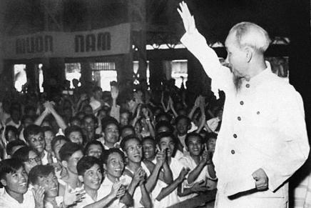 Hồ Chí Minh: la dichiarazione d'indipendenza del Vietnam (2 settembre1945)