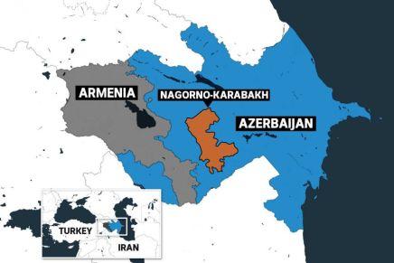Il conflitto del Nagorno-Karabakh e l'imperialismoturco