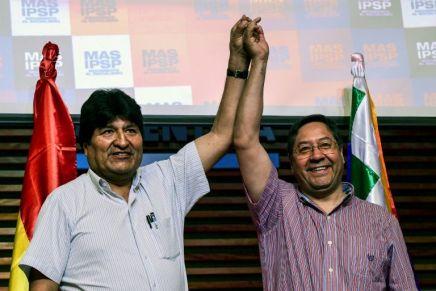 Bolivia: il MAS sfida la destra boliviana e l'imperialismoUSA