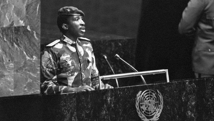"Thomas Sankara: ""Discorso sul debito"" (29 luglio1987)"