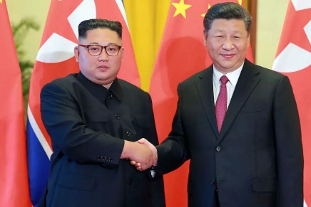 Xi Jinping e Kim Jong Un ricordano l'intervento cinese contro l'aggressione USA