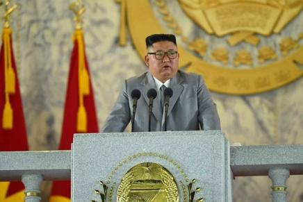L'emozionante discorso di Kim Jong Un per l'anniversario della fondazione del Partito delLavoro