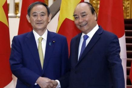 Il Vietnam rafforza la sua collaborazione con ilGiappone