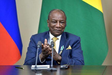 Guinea: terzo mandato presidenziale per AlphaCondé