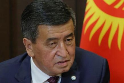Kirghizistan: nuove elezioni dopo le dimissioni di SooronbayJeenbekov?