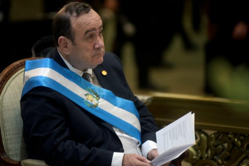 Proteste contro la legge di bilancio inGuatemala