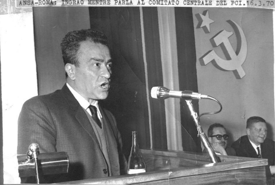 Il discorso di Pietro Ingrao contro l'Unione Europea (30 luglio1957)