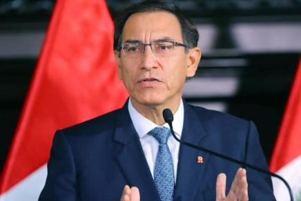 Perù: destituito il presidente Vizcarra, triplice crisi nelPaese