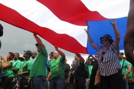 Porto Rico non vuole continuare ad essere una colonia degliUSA