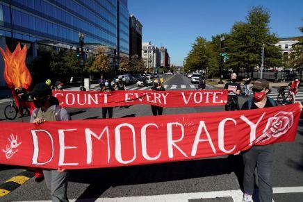 Stati Uniti: e la chiamano democrazia…