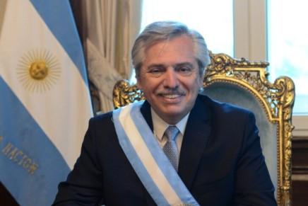 Alberto Fernández sta riportando l'Argentina sulla giustarotta