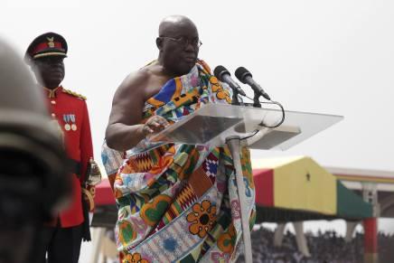 Ghana: conferma per il presidente NanaAkufo-Addo