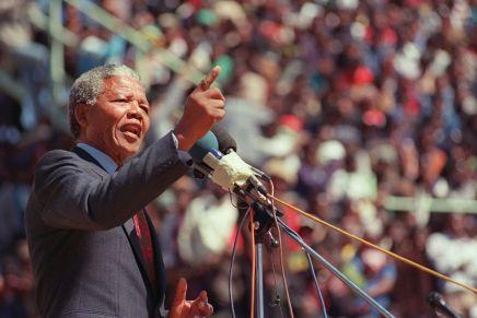 """Nelson Mandela: """"L'Africa è nostra!"""" (11 febbraio1990)"""