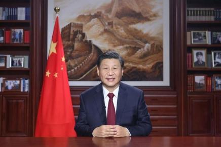 Cina: il discorso di fine anno del presidente XiJinping