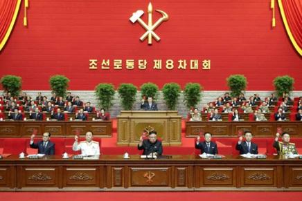 Corea del Nord: Kim Jong Un eletto segretario del Partito delLavoro