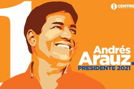 Ecuador: Andrés Arauz favorito per lepresidenziali