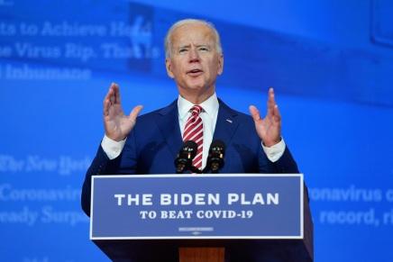 La diversità del team di Biden: la sinistra sorridepoco