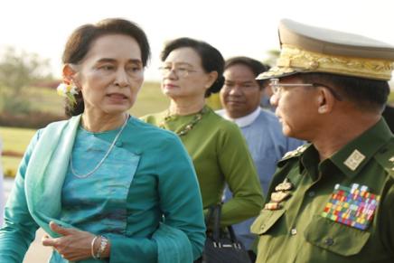 Myanmar: golpe militare contro il governo di Aung San SuuKyi