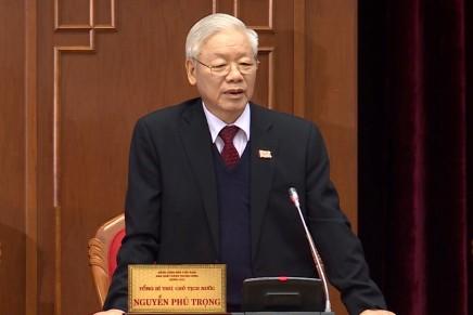 Vietnam: Nguyễn Phú Trọng confermato segretario del PartitoComunista