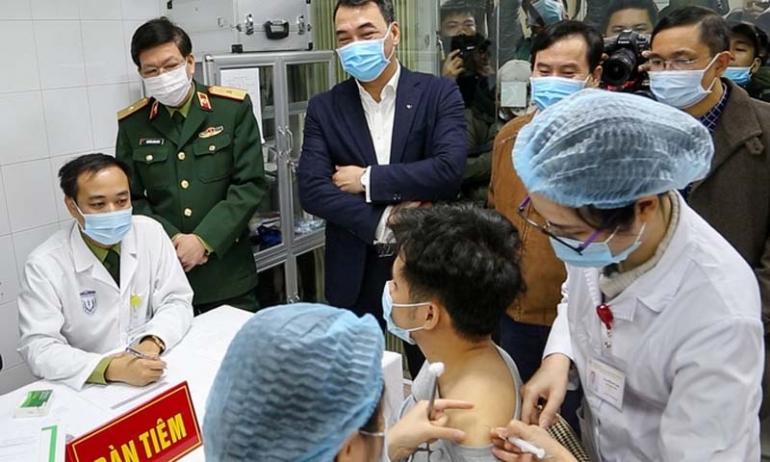 Il Vietnam avrà una delle più rapide campagne vaccinalid'Asia