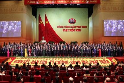 Vietnam: terminato il XIII Congresso del PartitoComunista