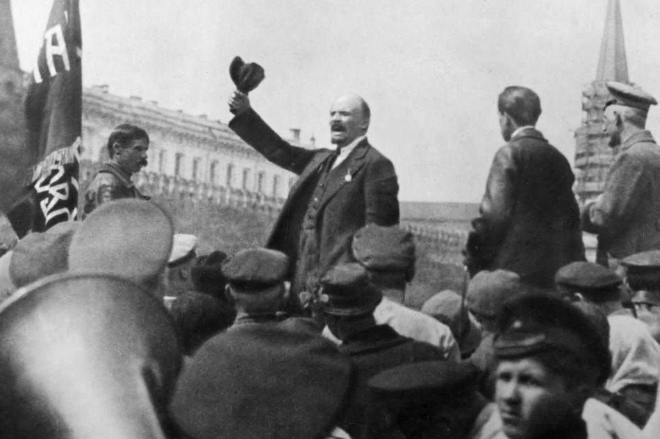 "Vladimir Lenin: ""Cos'è il potere sovietico"" (marzo1919)"