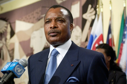 Congo: nuovo mandato per DenisSassou-Nguesso