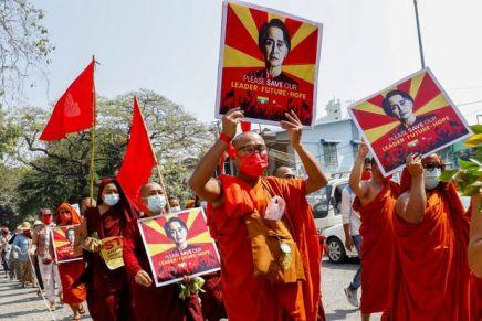 Prosegue la crisi politica delMyanmar