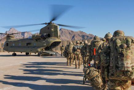 Da Trump a Biden: goodbye,Afghanistan