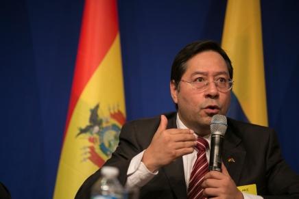 Bolivia: il difficile compito del  governo di LuisArce