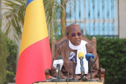 Ciad: ucciso il presidente IdrissDéby