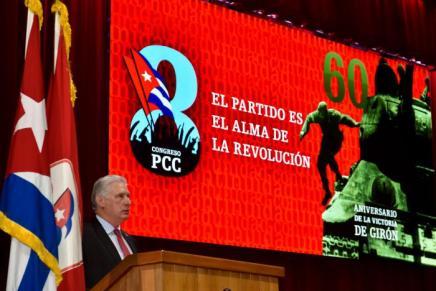 Cuba: Miguel Díaz-Canel ufficialmente segretario del PartitoComunista