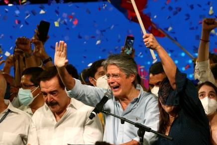 L'Ecuador resta liberista, vince GuillermoLasso