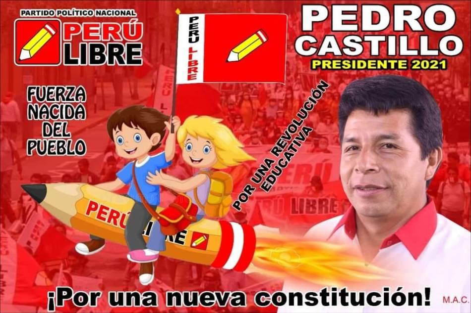 Perù: Castillo contro Fujimori, sfida tra estremi per lapresidenza