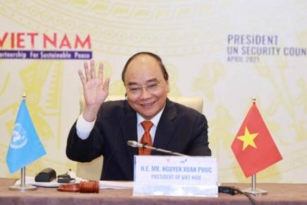 Il Vietnam promuove la pace nell'Asia-Pacifico e nelmondo