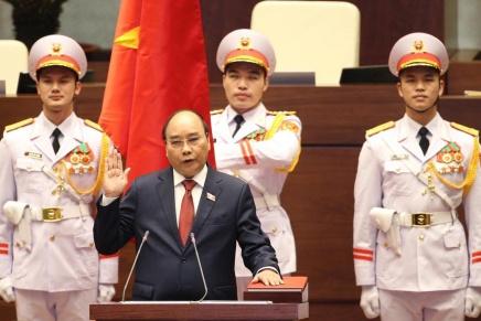 Nguyễn Xuân Phúc nuovo presidente delVietnam