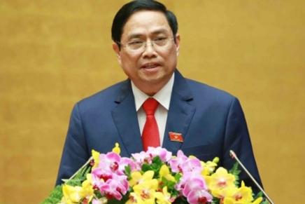 Presentata la formazione del nuovo governovietnamita